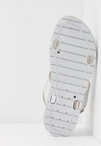 Laura Biagiotti - Sandals - mirror silver - 6
