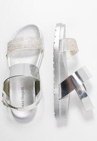 Laura Biagiotti - Sandals - mirror silver - 3