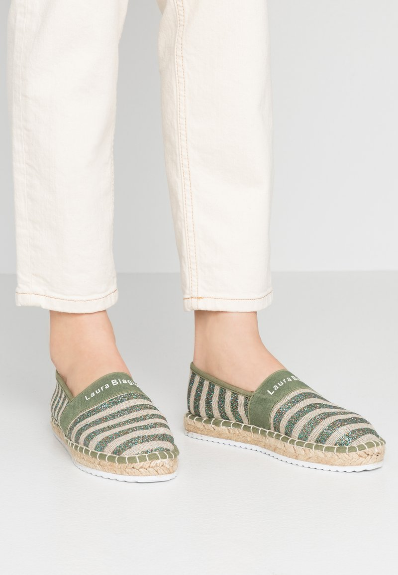 Laura Biagiotti - Loafers - green