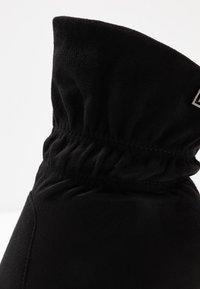 Laura Biagiotti - Kotníková obuv na vysokém podpatku - black - 2