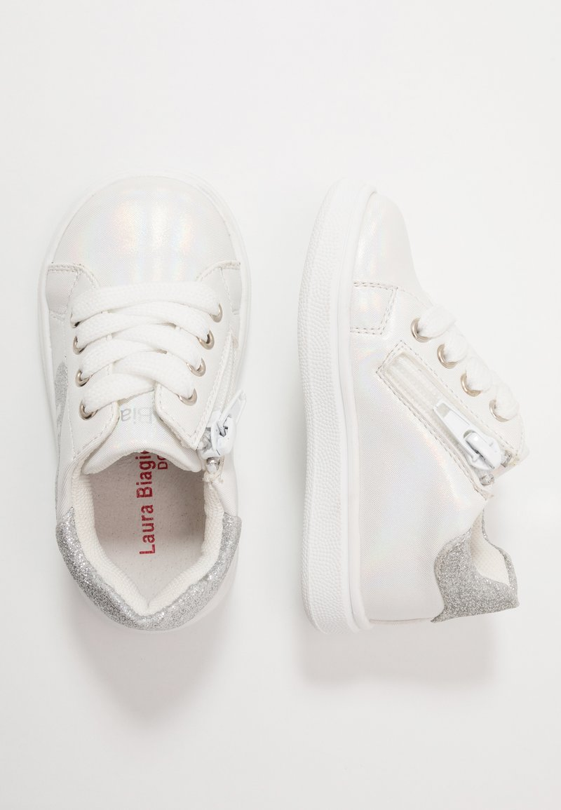 Laura Biagiotti - Sneakers laag - silver