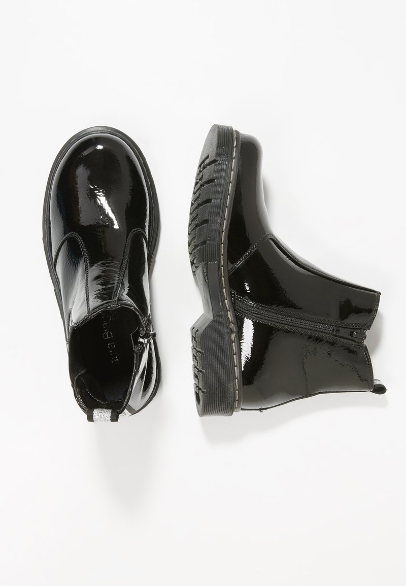 Laura Biagiotti - Classic ankle boots - black