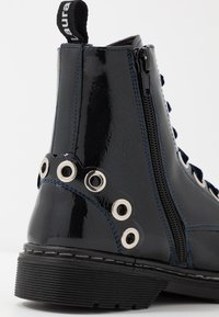 Laura Biagiotti - Lace-up ankle boots - blue - 2