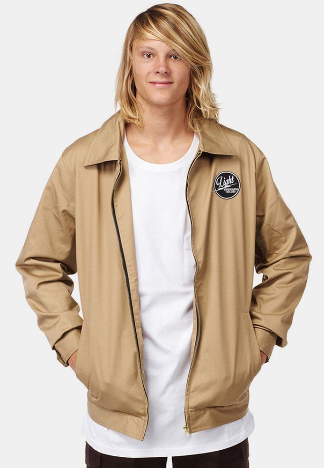 Trainingsvest - beige