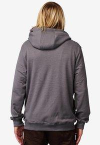 Light Boardcorp - GOGO - veste en sweat zippée - black - 1