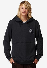 Light Boardcorp - LAUREL  - Sweat à capuche - black - 0