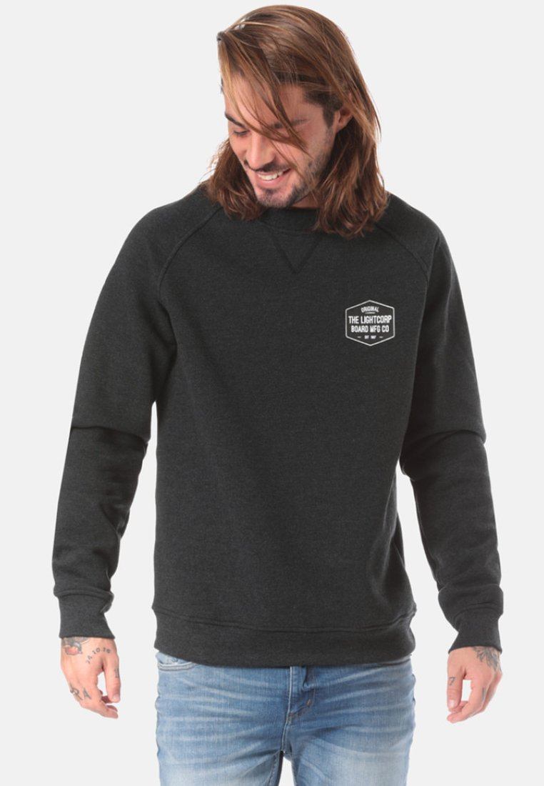 Light Boardcorp - Sweater - black