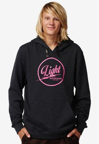 Light Boardcorp - Hoodie - Black - 0