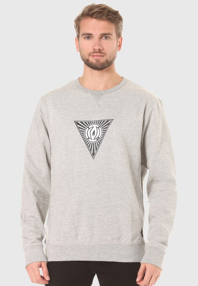 REGULAR FIT - Sweatshirt - gray