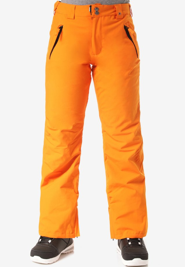 YOKO - Snow pants - orange