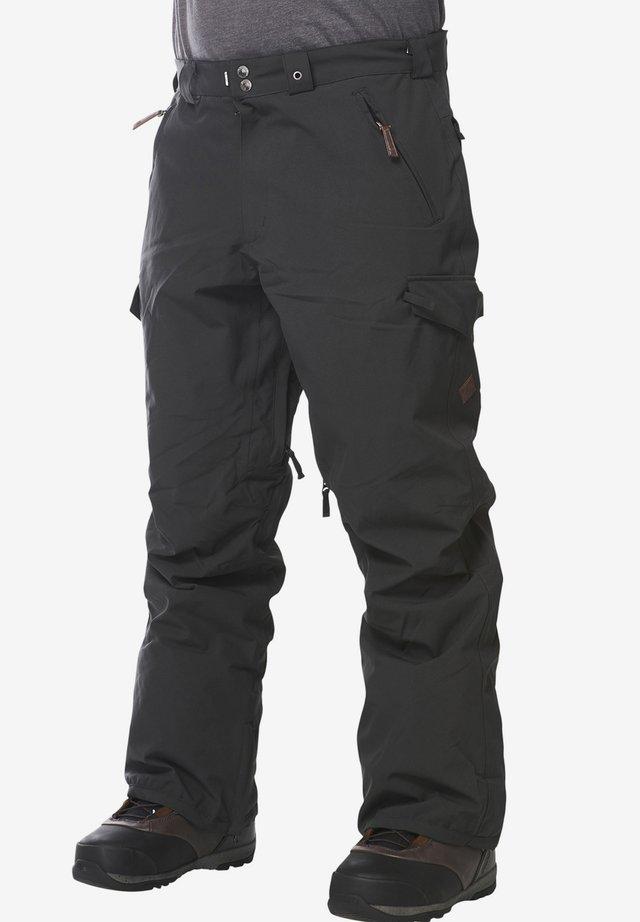 DAGGER - Snow pants - black