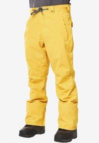 Light Boardcorp - Skibroek - yellow - 0