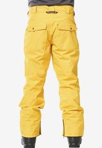 Light Boardcorp - Skibroek - yellow - 1