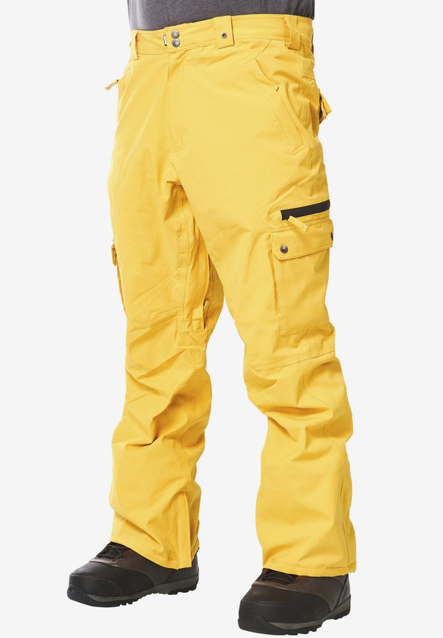 FUSE - Snow pants - yellow