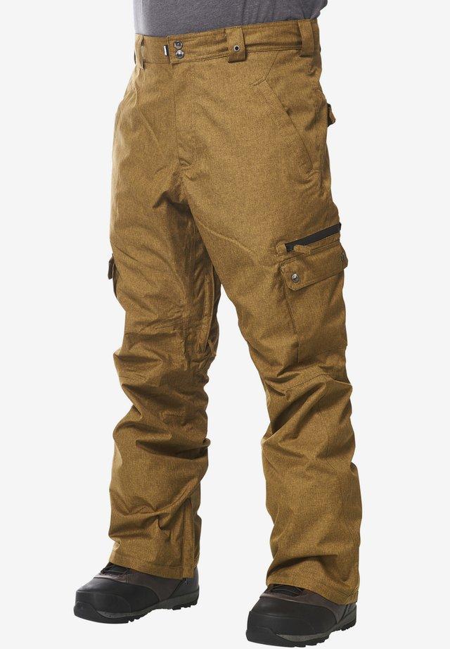 FUSE - Snow pants - brown