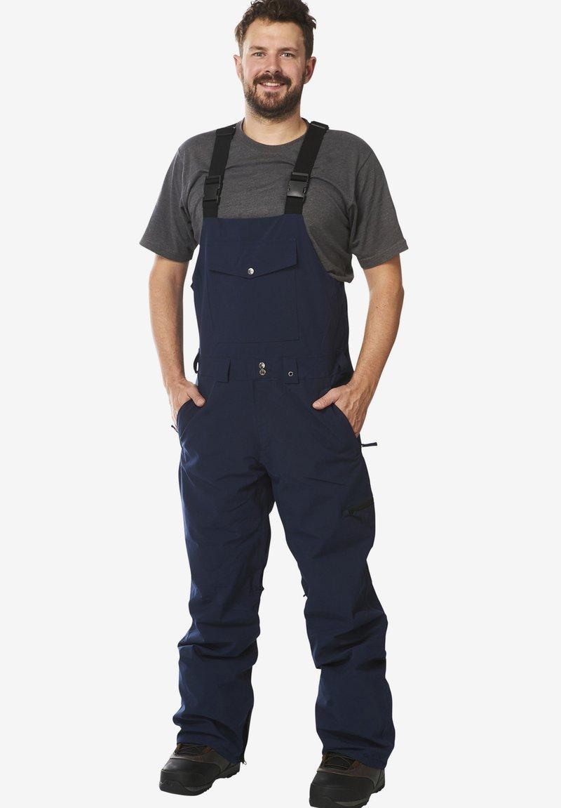 Light Boardcorp - CLASH  - Snow pants - blue