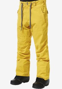Light Boardcorp - SPECIAL - Skibroek - yellow - 0