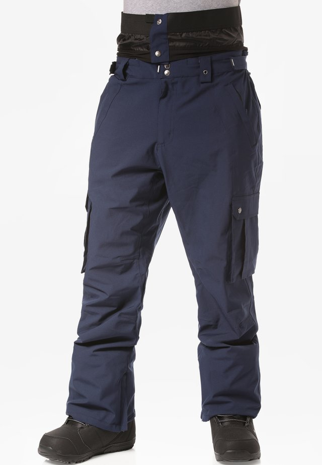 CARTEL EVO - Snow pants - blue