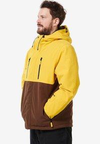 Light Boardcorp - DANZIG - Snowboardjas - yellow - 2