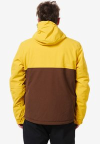 Light Boardcorp - DANZIG - Snowboardjas - yellow - 1