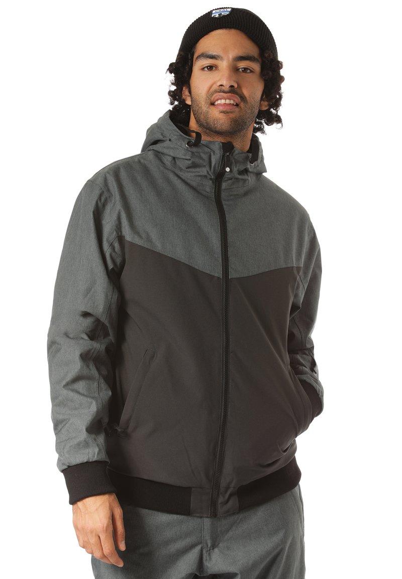 Light Boardcorp - Snowboardjas - black