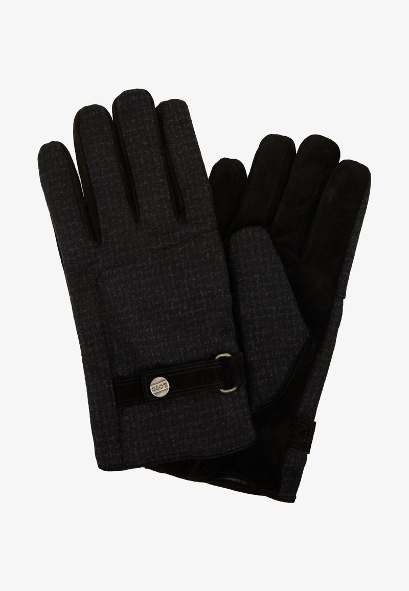 Lloyd Men's Belts - GLOVES - Gloves - black