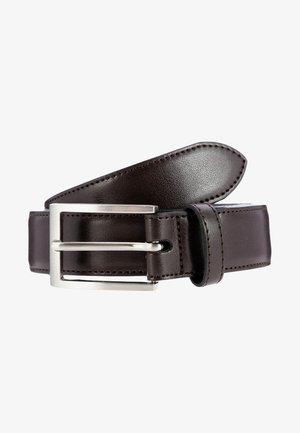 Belt business - dunkelbraun