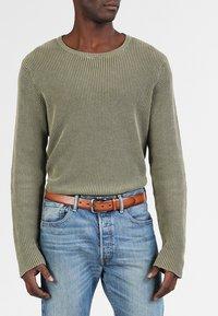 Lloyd Men's Belts - Pasek - mittelbraun - 1