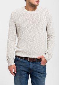 Lloyd Men's Belts - Skärp - dark brown - 0