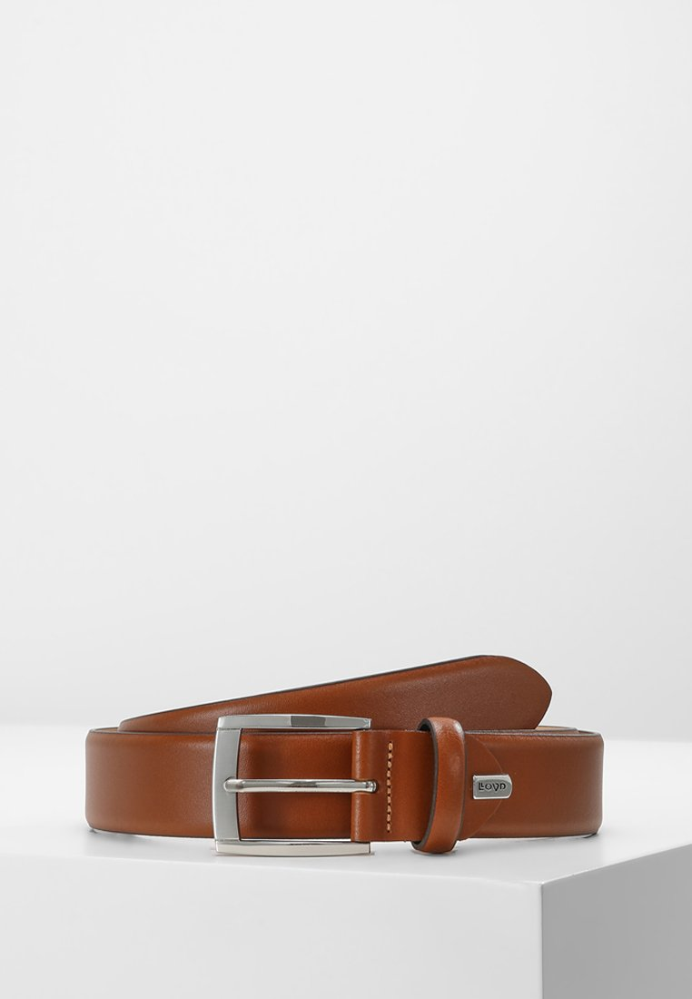 Lloyd Men's Belts - Vyö - cognac