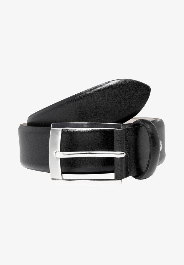 REGULAR - Belt - black