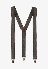 Lloyd Men's Belts - BRACES - Other - dark brown - 0