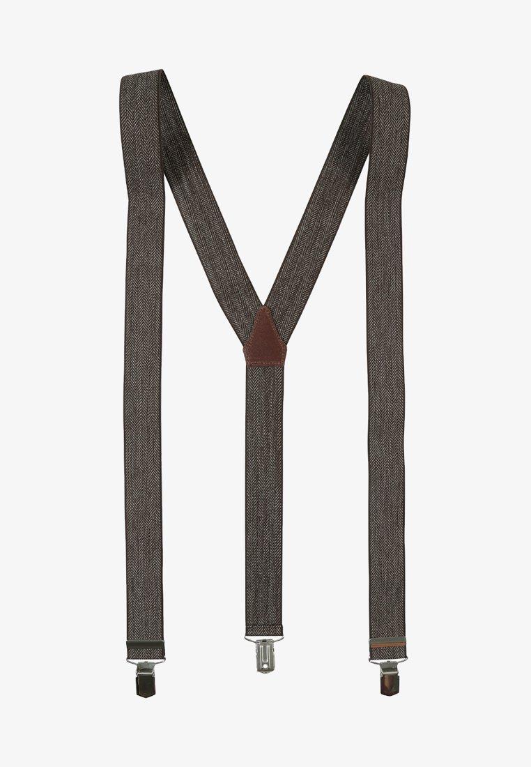 Lloyd Men's Belts - BRACES - Other - dark brown