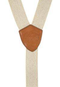 Lloyd Men's Belts - BRACES - Skärp - ecru - 2