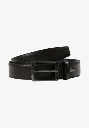 REGULAR BELT - Formální pásek - dark brown