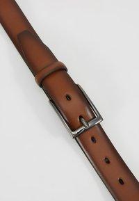 Lloyd Men's Belts - Pasek - cognac - 4
