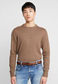 Lloyd Men's Belts - Pasek - cognac - 1
