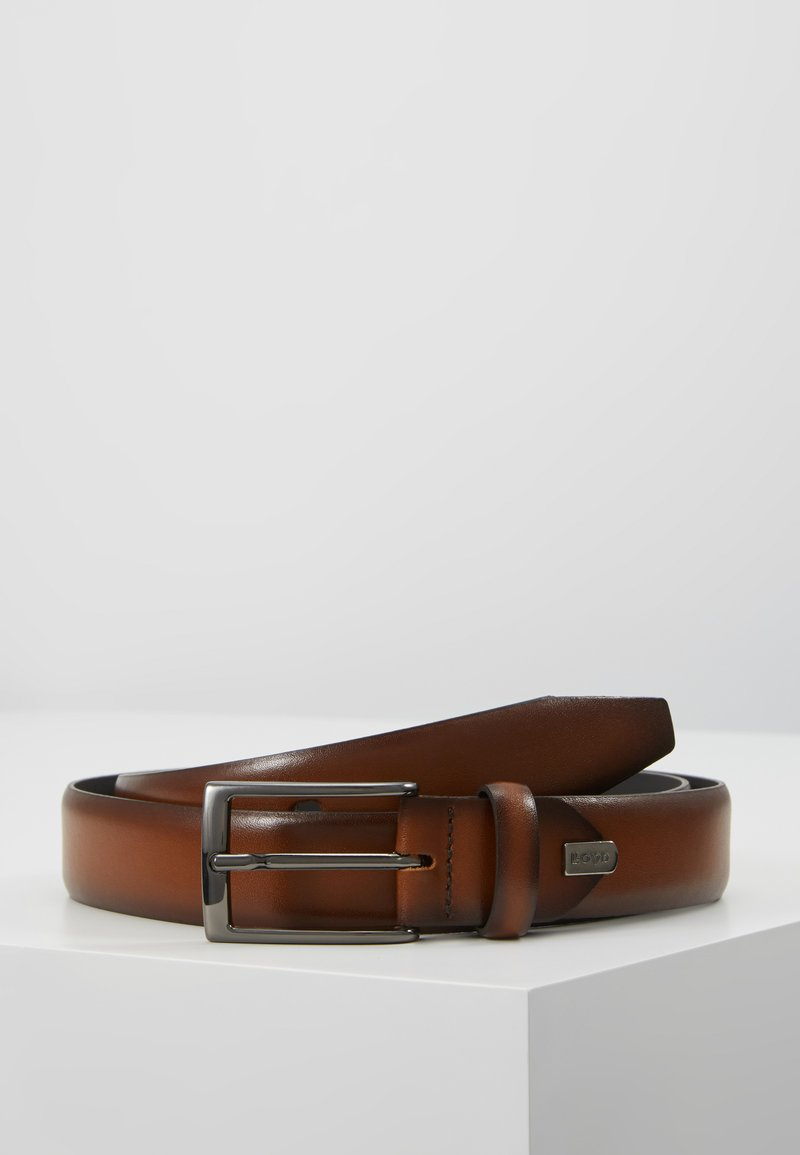 Lloyd Men's Belts - Pasek - cognac