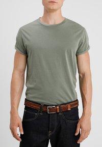 Lloyd Men's Belts - REGULAR - Formální pásek - cognac - 1