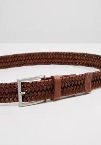 Lloyd Men's Belts - REGULAR - Formální pásek - cognac - 4