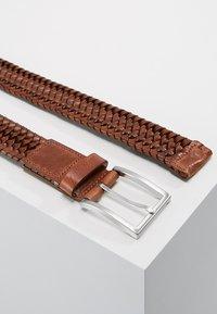 Lloyd Men's Belts - REGULAR - Formální pásek - cognac - 2