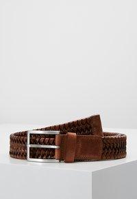 Lloyd Men's Belts - REGULAR - Formální pásek - cognac - 0