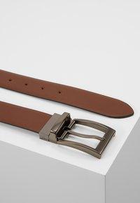 Lloyd Men's Belts - REGULAR BELT - Belt - cognac/schwarz - 2