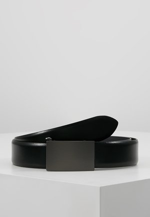 BELTS - Pasek - schwarz