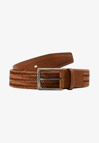 Lloyd Men's Belts - BELTS - Pasek - camel - 3