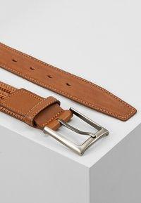 Lloyd Men's Belts - BELTS - Pasek - camel - 2
