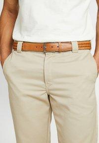Lloyd Men's Belts - BELTS - Pasek - camel - 1