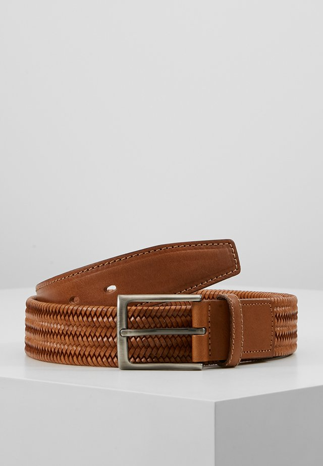 REGULAR BELT - Gürtel - camel