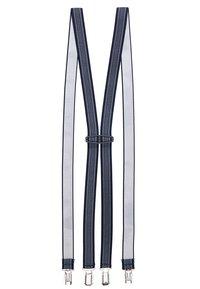 Lloyd Men's Belts - BRACES - Pasek - blue - 1