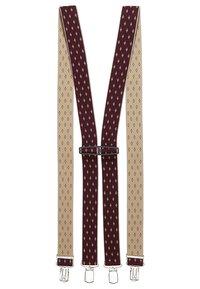 Lloyd Men's Belts - BRACES - Cintura - red - 1